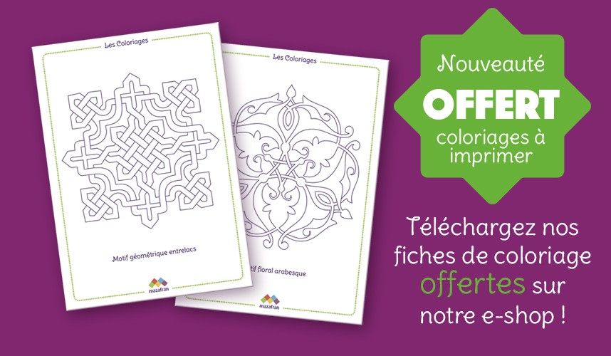 Coloriages offerts
